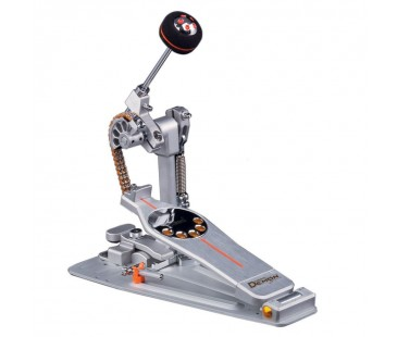 P-3000C (w/case) Eliminator Demon Chain Bass Drum Pedal (Çanta Dahil)