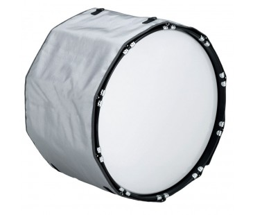 Pearl MDC 20 GRAY MARCHING BASS COVER