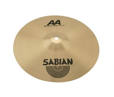 "Sabian 13"" AA Medium Hats Brilliant"