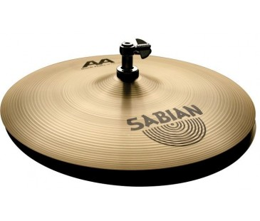 "Sabian 14"" AA Rock Hats Brilliant"