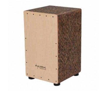 Tycoon Cajon TKCO-29 Chiseled Orange