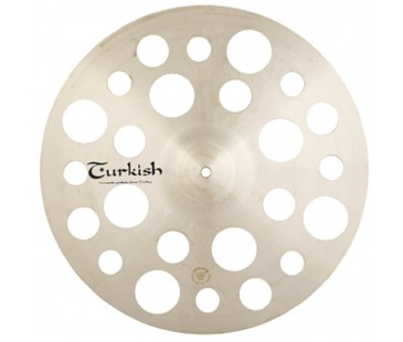 "Turkish Cymbals Fx Series 16"" Hi-Hat"