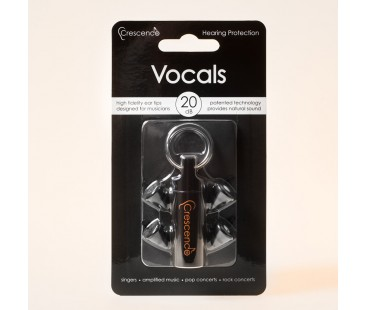 Crescendo Vocal (20dB) Kulak Tıkacı