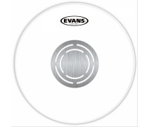 "Evans Deri 14"" Power Center Tom Clear Alttan Dotlu Tek Kat (15 Mil)"