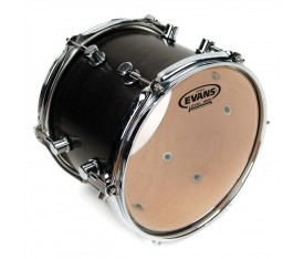 "Evans TT10GR 10"" Genera Resonant Clear Tom Alt Derisi"