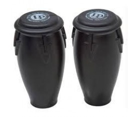 Latin Percussion LP201BK Egg Shakers Plastic Conga BLK 36 Pieces