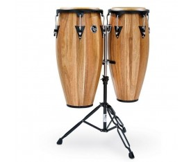 "LATIN PERCUSSION LPA646-SW 10+11"" Aspire Serisi Jamjuree Wood Conga Set"