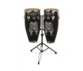 "LATIN PERCUSSION LPA625SNL 10+11""Aspire Santana Lion Serisi Conga Set"