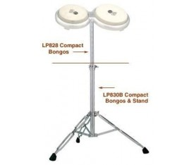 LATIN PERCUSSION LP830B Kompakt Bongo Standı