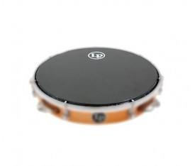 LATIN PERCUSSION LP3905 10'' Nauga Pandeiro Derisi