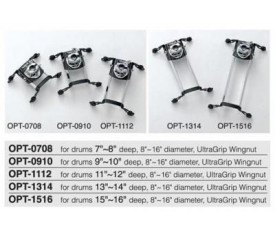 "PEARL OPT-1516 15"" & 16"" Optimount Suspension System"
