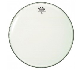 "REMO BA-0218-00- 18"" Ambassador Smooth White Floor Tom Derisi"