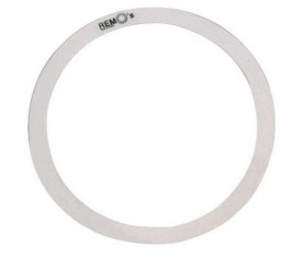 "REMO RO-0014-00- Rem-O Rings 14"" Dia 1"" + 1.5"" Widths (1pc Ea) 10-Mil Hazy Film Paketli With Header Card"