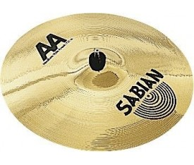 "Sabian 16"" AA Medium Thin Crash Brilliant"