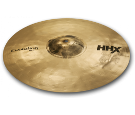 "Sabian 20"" HHX Evolution Ride Brilliant"