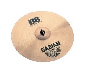 "Sabian 41808 18"" B8 Medium Crash"
