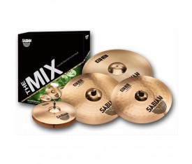 Sabian Basement B8/B8Pro Mix Set:  Bp5003