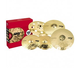Sabian 15005Xebp HHX Evolution Promo Zil Set Brilliant