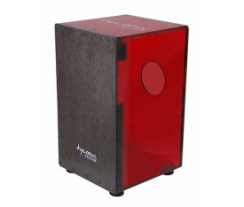 TYCOON Cajon (TKXCR-29) Cherry Red