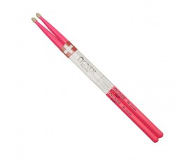 Agner Drumsticks UV Light Pink 5A Baget