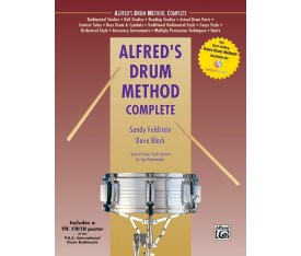 Alfreds Drum Method Complete