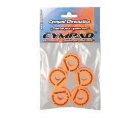 Cympad Chromatics Keçe Seti 40x15mm (5 li set) Turuncu