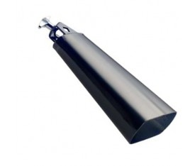 Cox CBB14 Black Powder-Coated Cowbell 4 inç