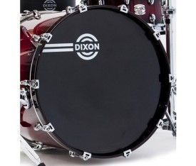 "20"" Bass Drum Head New Logo Black - PHZ120BK"