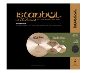 İstanbul Mehmet  Traditional Set (Hhm14-Cm16-Rm20-1 Bag)