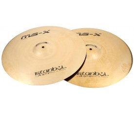 "Istanbul Agop 14"" MS-X Band"