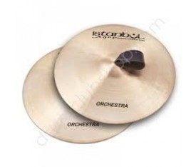 "Istanbul Agop 16"" Xist Band- Orchestral"