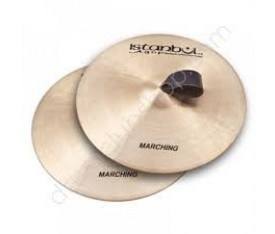"Istanbul Agop 18"" Xist Brilliant Marching"