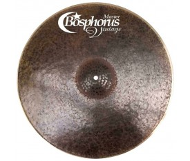 "Bosphorus Master Vintage 24"" Ride"