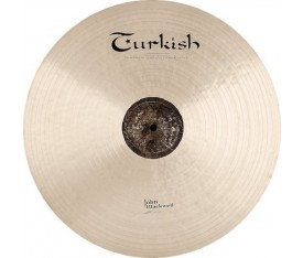"Turkish Cymbals JB-RJ22 John Blackwell Signature 22"" Ride Jazz"