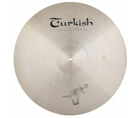 "Turkish Cymbals Lale Kardeş Signature 18"" Crash"