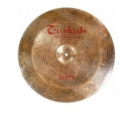 "Turkish Cymbals Zephyros 20"" China"