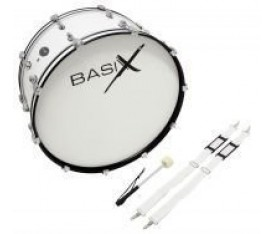 BASIX F893.123 CHESTER Marching Bass Drum 26 x 12
