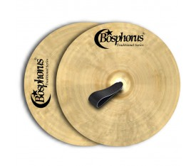 "Bosphorus Traditional 18"" Marching"