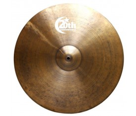 "Bosphorus 20th Year Anniversary 17"" Crash"