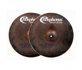 "Bosphorus Black Pearl 16"" Hi-Hat"