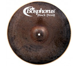 "Bosphorus Black Pearl 17"" Crash"