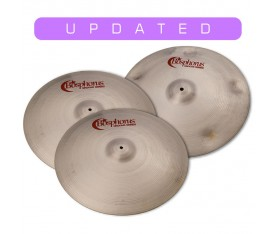 "Bosphorus Groove 18"" Crash"