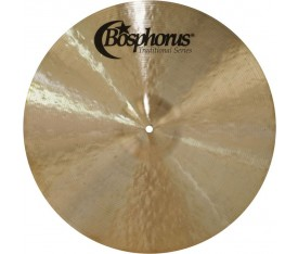 "Bosphorus Traditional 22"" Ride Medium Thin"