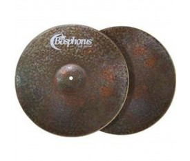 "Bosphorus Turk 12"" Hi-Hat Dark"