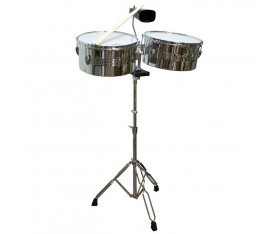 "COX 13""+14"" Chrome Timbal"