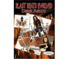 "Derek Roddy ""Blast Beats Evolved"" DVD"