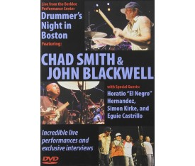 Drummer's Night in Boston DVD
