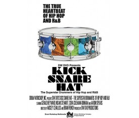 "DW Multimedia ""Kick Snare Hat"" DVD"