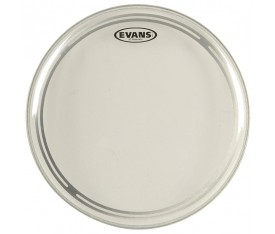 "Evans TT08ECR 8"" EC Resonant Clear Tom Alt Derisi"