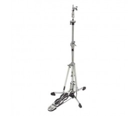 Gibraltar 8607 Flat Base Hi Hat Stand w/Key Tension Adjustment